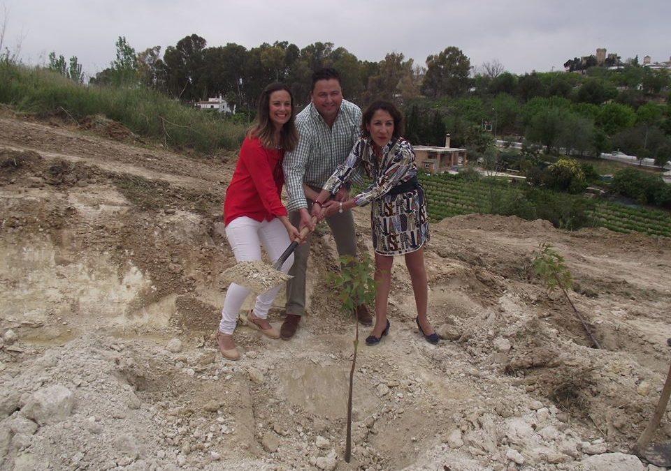 Ayer se inauguró un nuevo espacio en el Cerro de la Alcoba