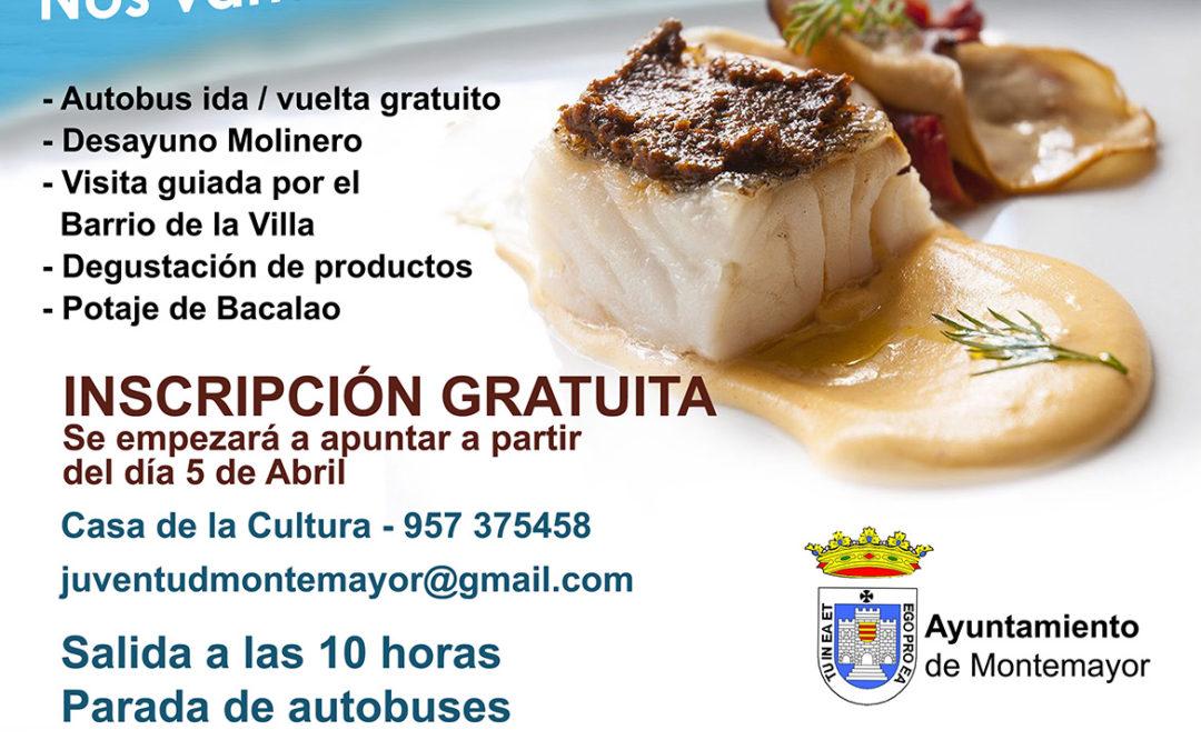 Visita 6º Certamen Gastronómico del Bacalao
