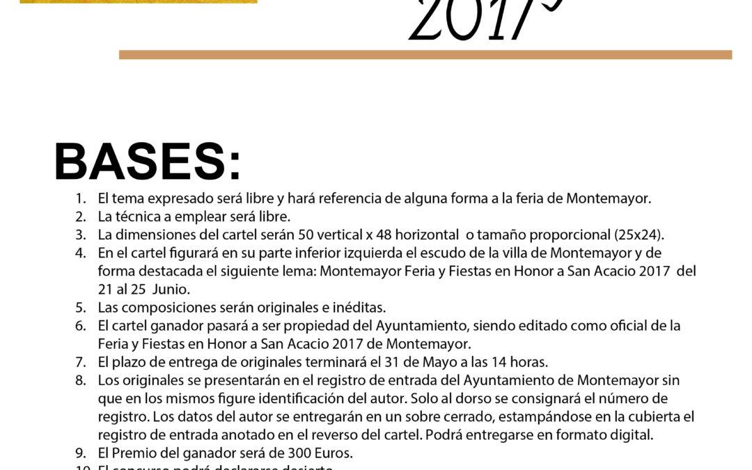 Concurso de Carteles de Feria 2017