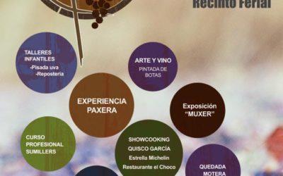 PROGRAMACIÓN PAXERA del 14 al 17 Septiembre. Inscripciones talleres en Guadalinfo (horario mañana)