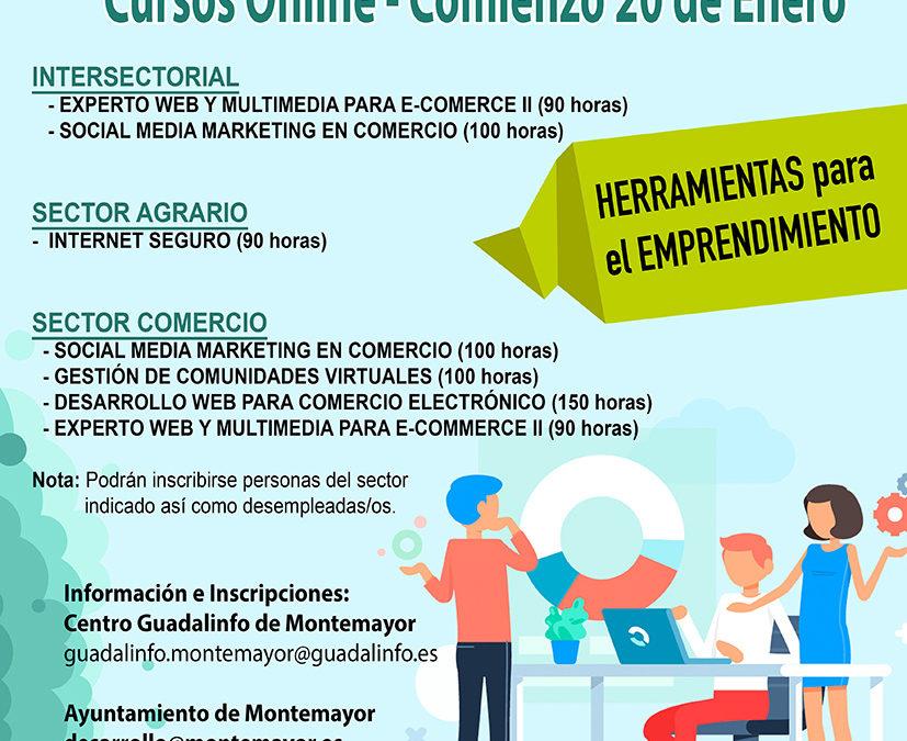 Itinerario de Emprendimiento y consolidación empresarial 2020