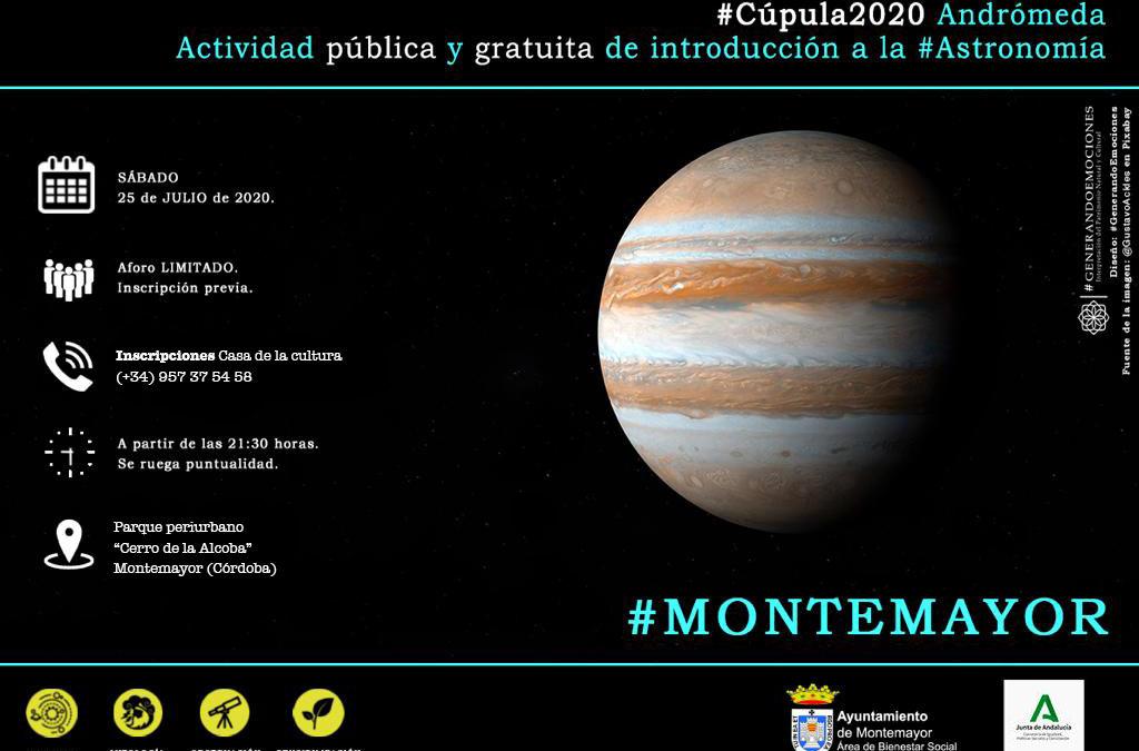Actividad de introducción a la Astronomía
