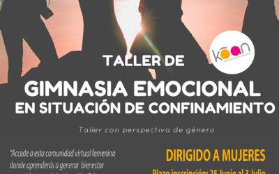 Taller de Gimnasia emocional en situación de confinamiento