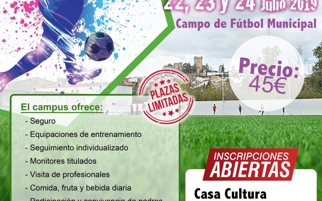 2º Campus Villa de Montemayor