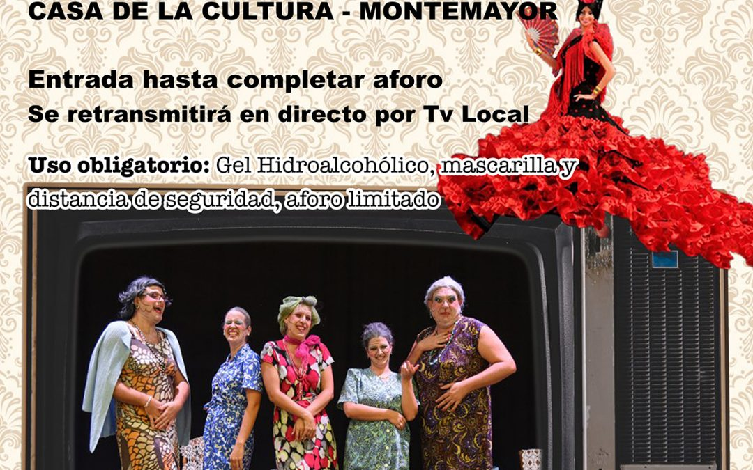 "Teatro ""Typical Pandemia"""