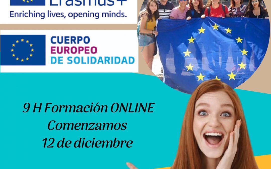 Formación Online – Coloreando Europa
