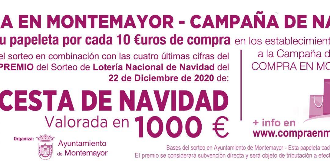 Compra en Montemayor – Campaña de Navidad