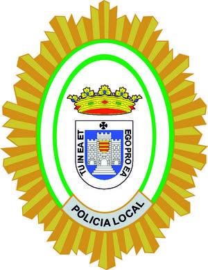 Escudo de la policía local