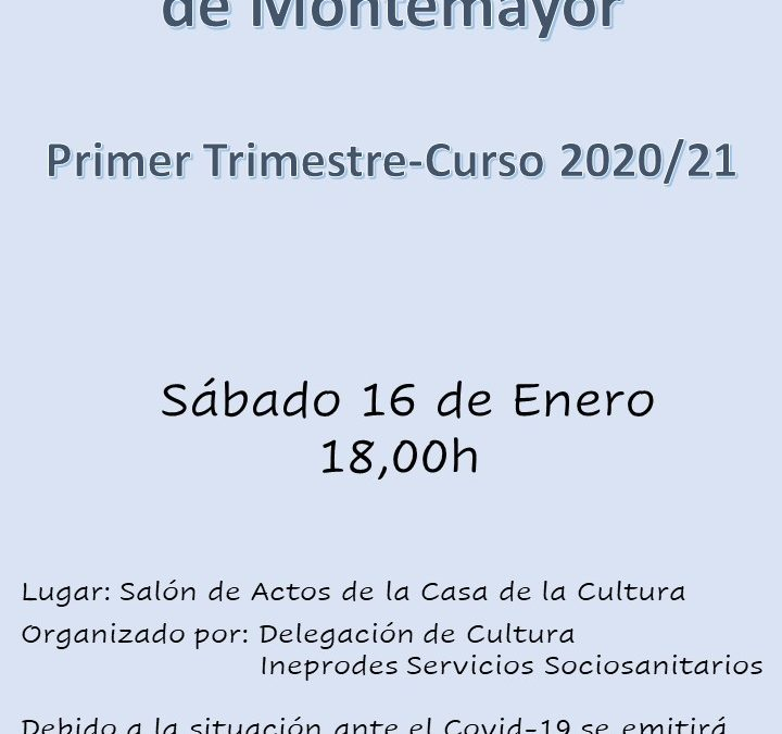 Audición Talleres Socioculturales de Montemayor