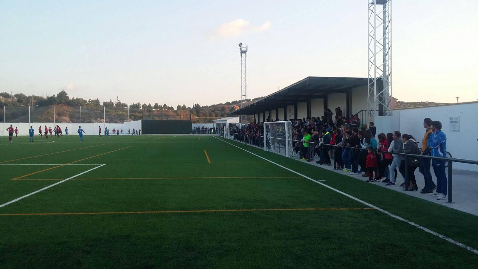 Campo de fútbol 1