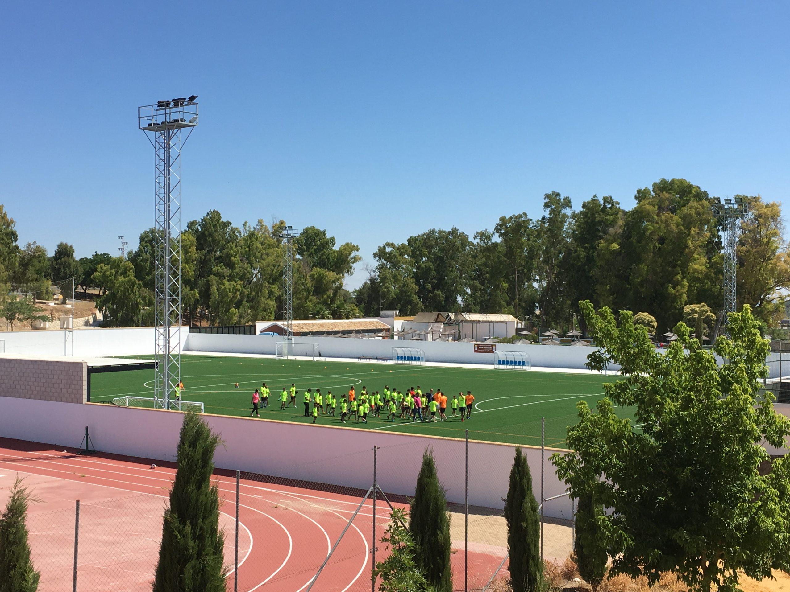 Campo de fútbol 6
