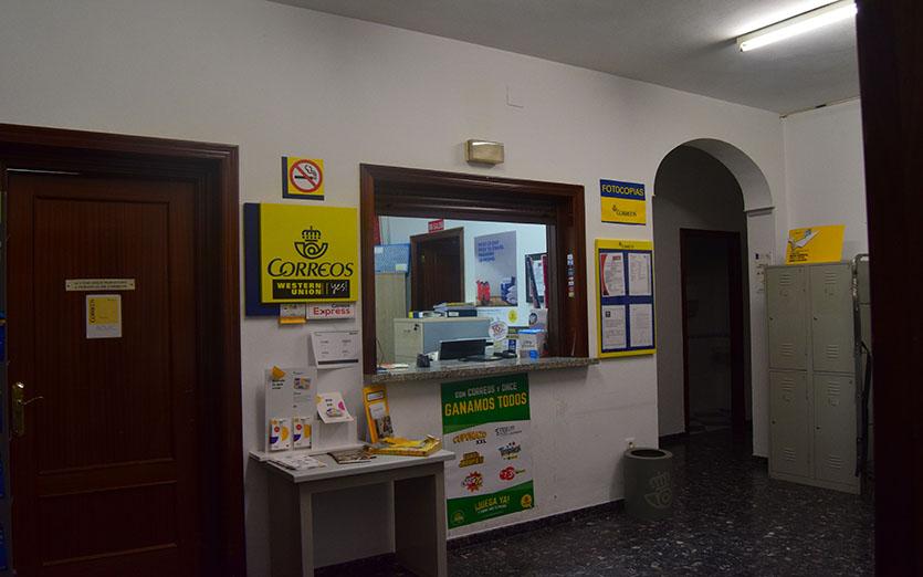 Oficina de correos 1