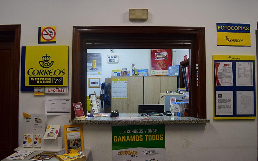 Oficina de correos 2