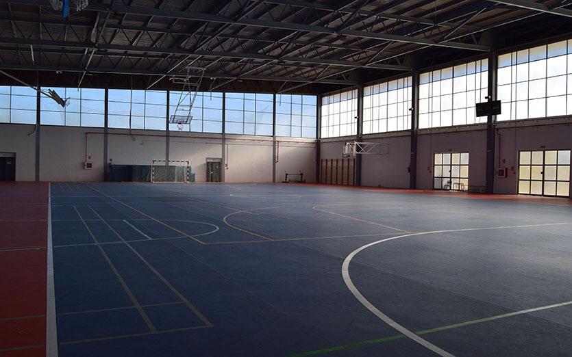 Polideportivo municipal 1