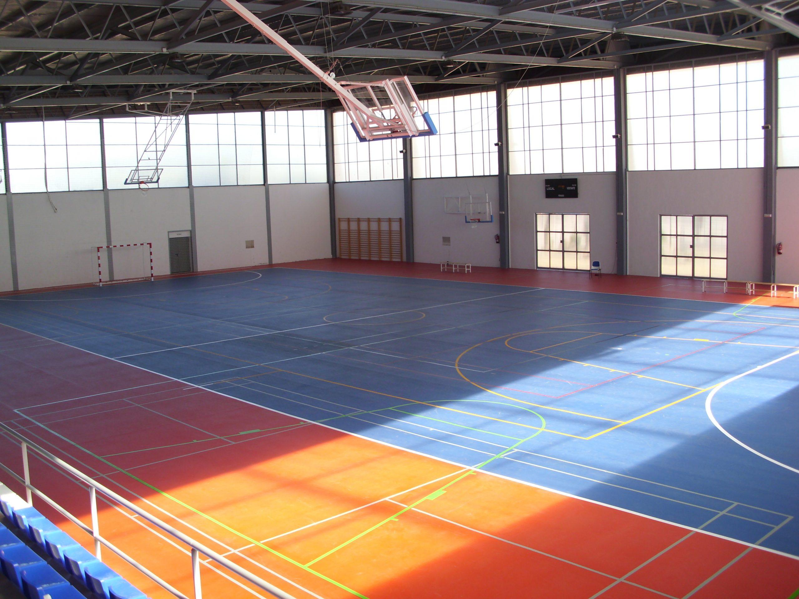 Polideportivo municipal 3