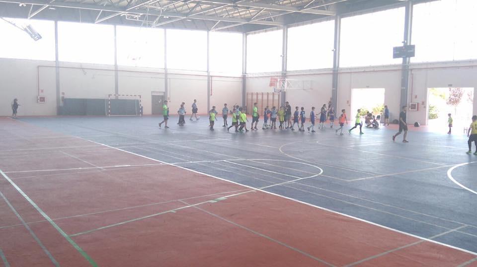 Polideportivo municipal 4