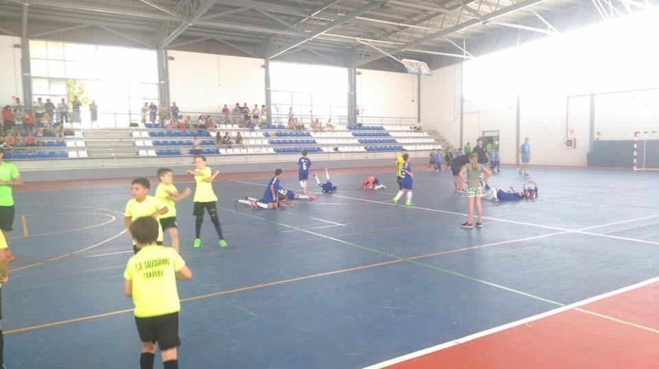 Polideportivo municipal 5