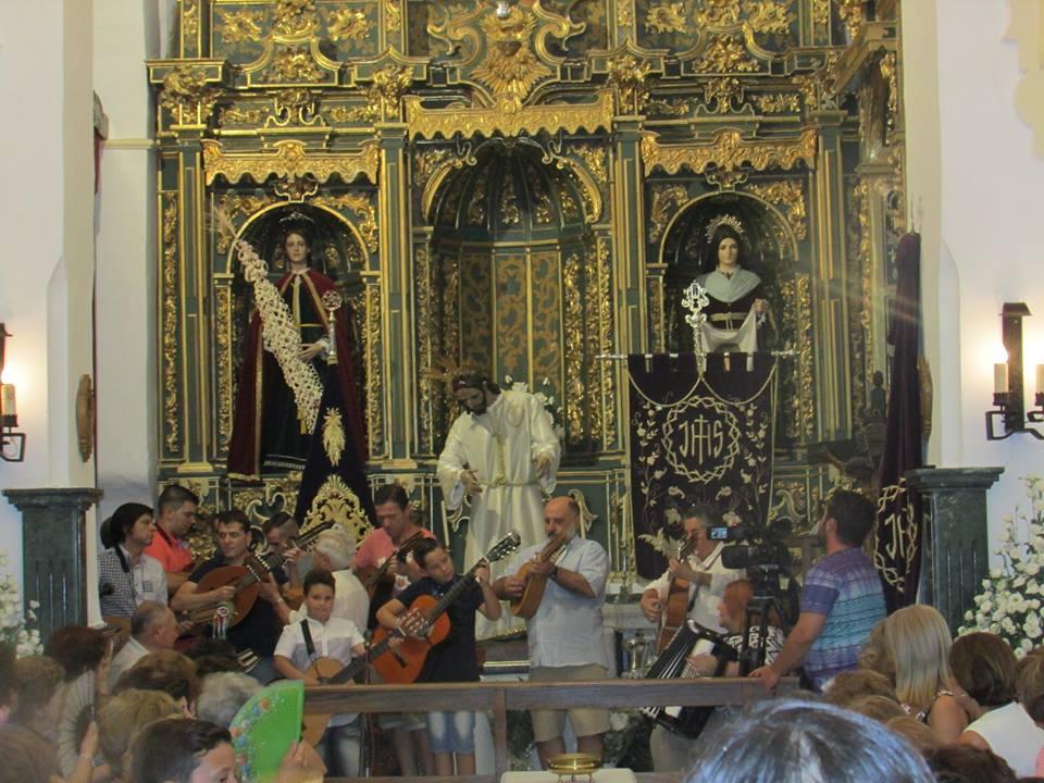 Fiestas de Jesús transfigurado 3