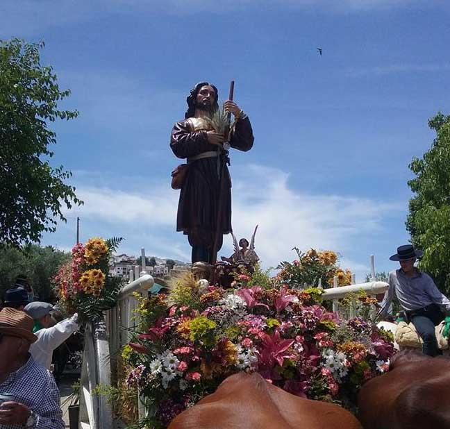 Romería de san Isidro labrador 3