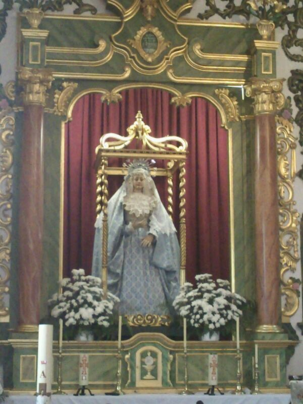 Candelaria de san Sebastián 1