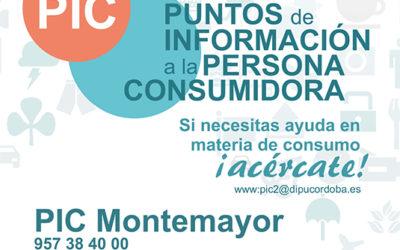 Punto Información a la Persona Consumidora Montemayor
