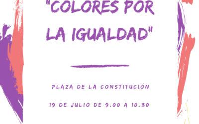 """Taller """"Colores por la Igualdad"""""""