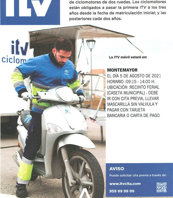 ITV Motos en Montemayor