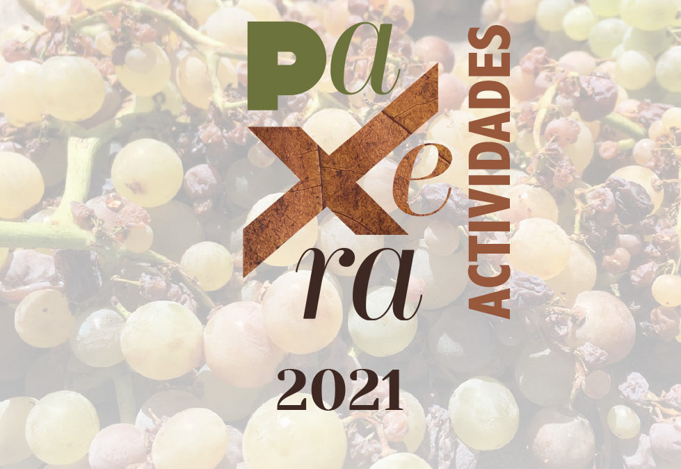 Actividades Paxera 2021